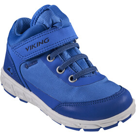 Viking Footwear Spectrum R Mid GTX Shoes Kids cobolt/navy